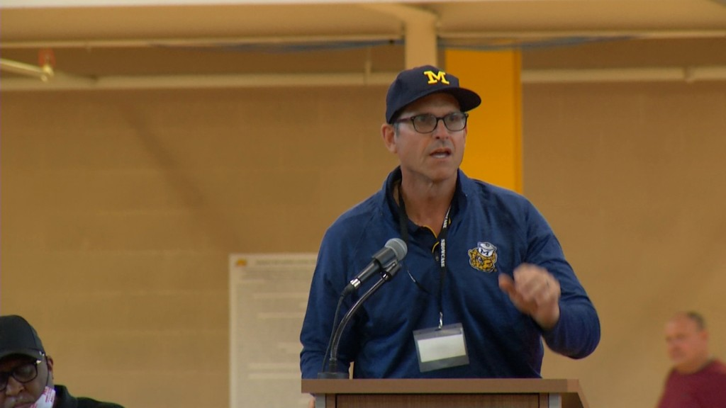 Harbaugh On Hayes Sot 0609210