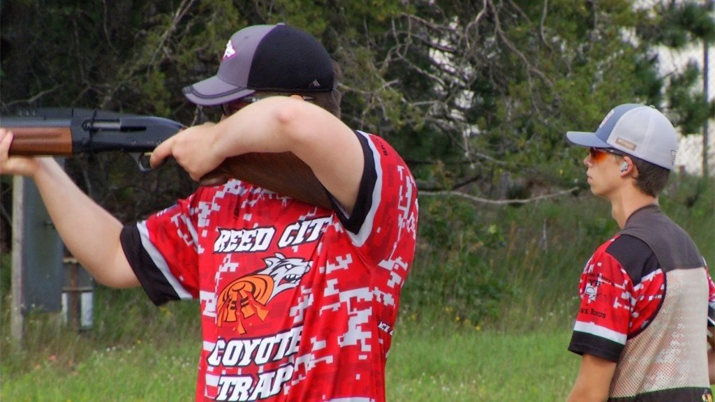 Reed City Trap Shooting Pic