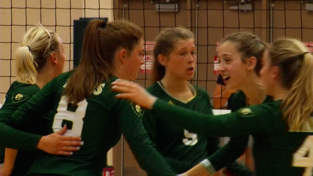 Tc West Volleyball