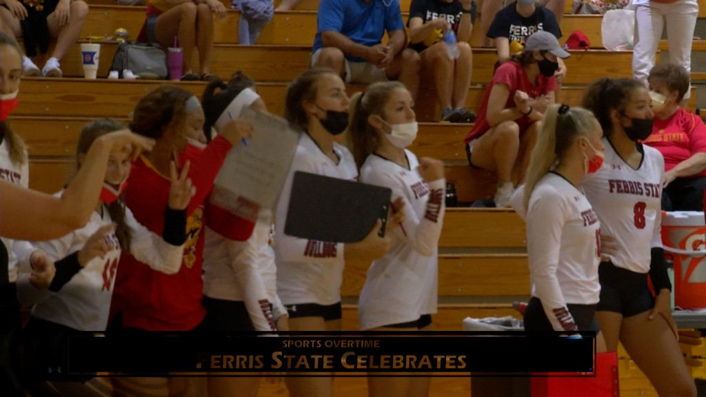 Ferris State Volleyball