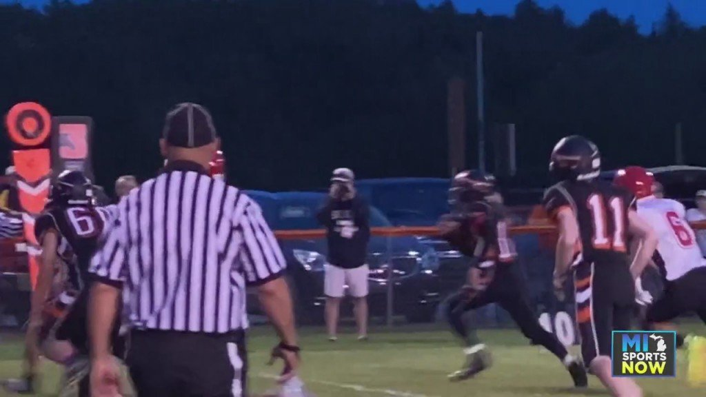 Rogers City Shuts Out Onaway, Moves To 3 0