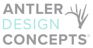 Antlerdesignconcepts Stacked Logo