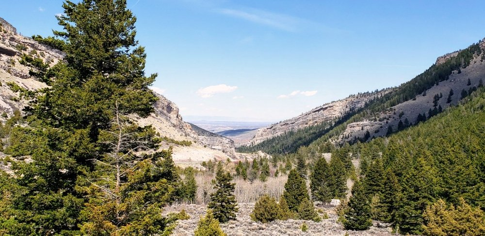 The Nature Loop. The Sinks Canyon State Park 2. The Heidi Guide