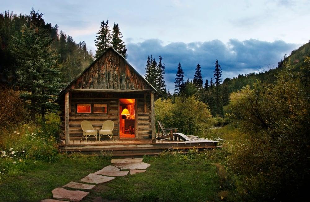 Cabin Dolores Ext Sum