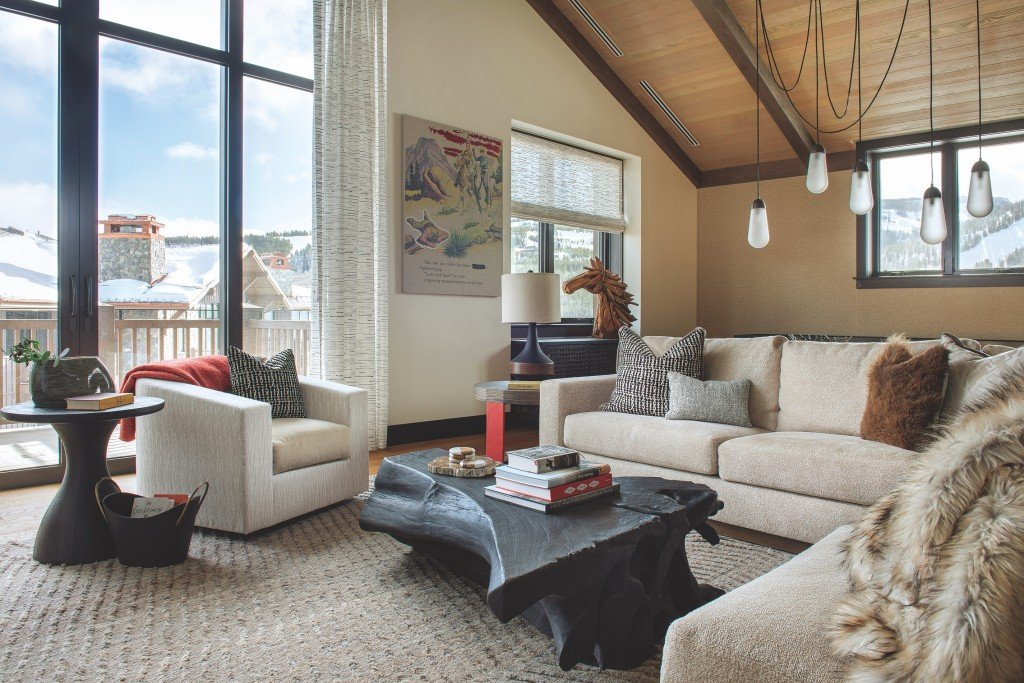 Interiors Living