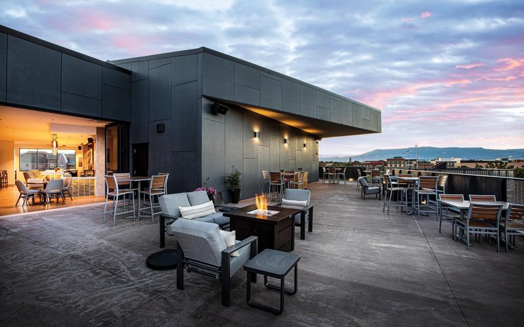 The Devils Kitchen Terrace At The Maverick Courtesy Photo