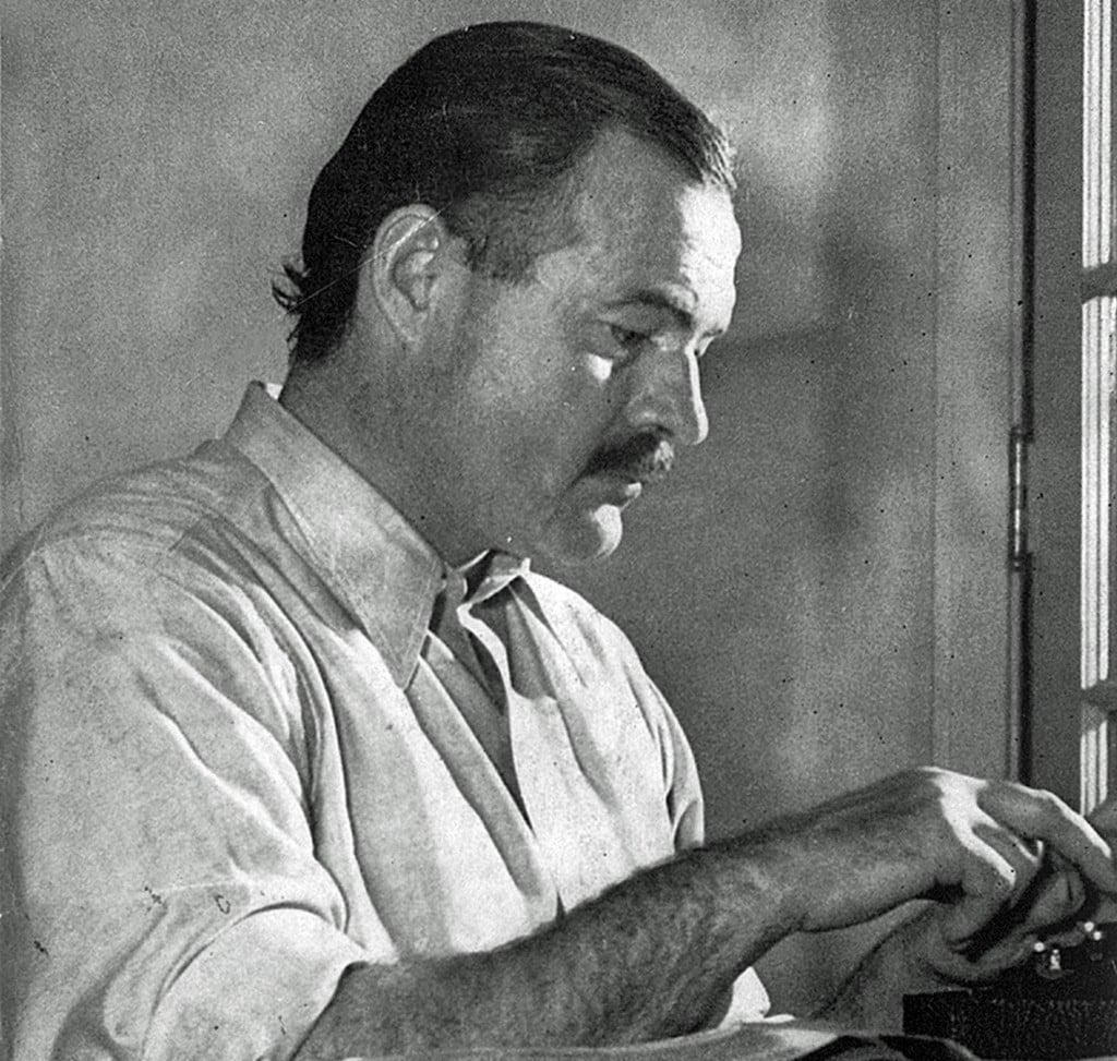 Ernest Hemingway 1939wikimedia
