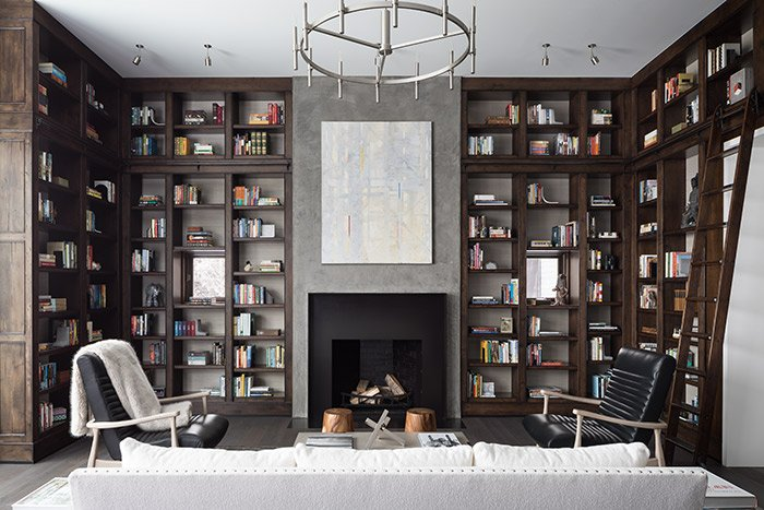 7 Tips For Turning Your Home Into A Haven For Books Mountain Living