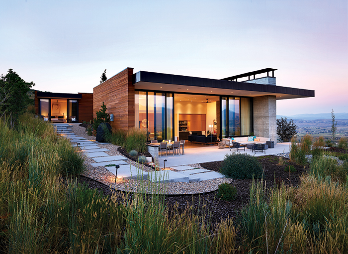 Park City Utah Luxury Home Design And Architecture Archives Mountain Living