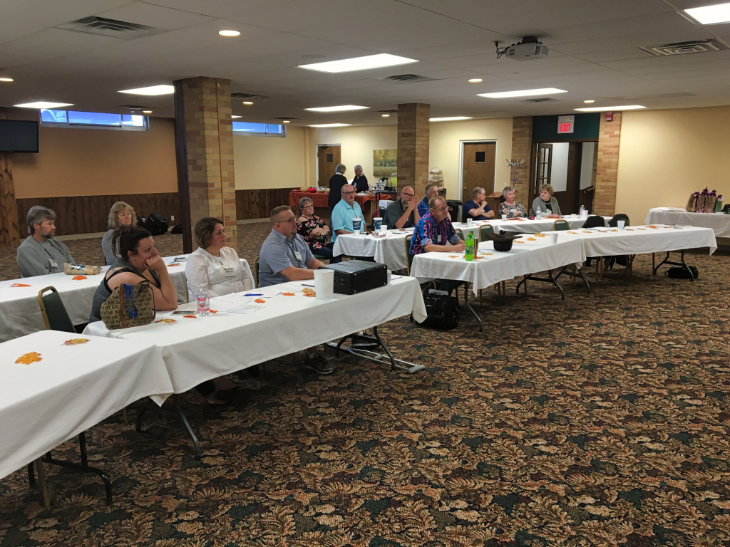 Barbers from all across South Dakota met at the Days Inn on Jackson Boulevard in Rapid City Sunday for the annual S.D. Barbers' Association conference. Photo Date: Oct. 21, 2018.