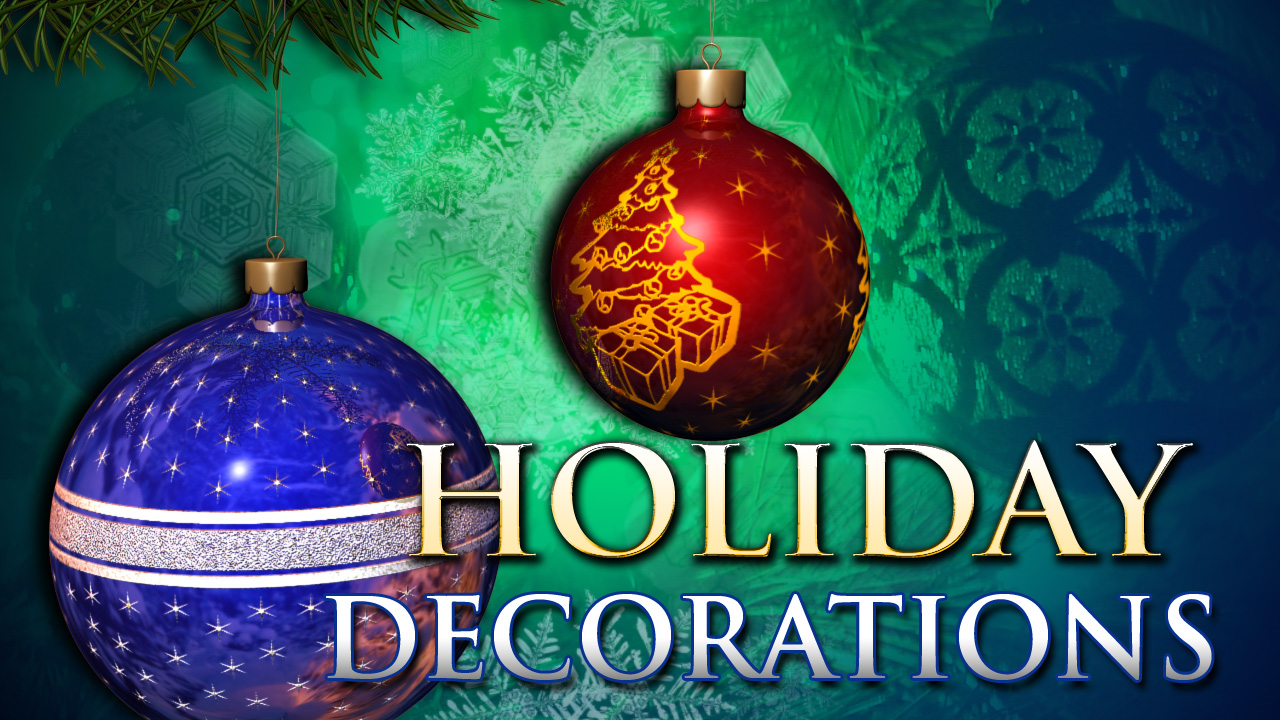 rapid city sd late autumn and the beginning of winter can be a dreary time for homes and lawns but it doesnt have to be you can prevent your home - Outdoor Police Christmas Decorations