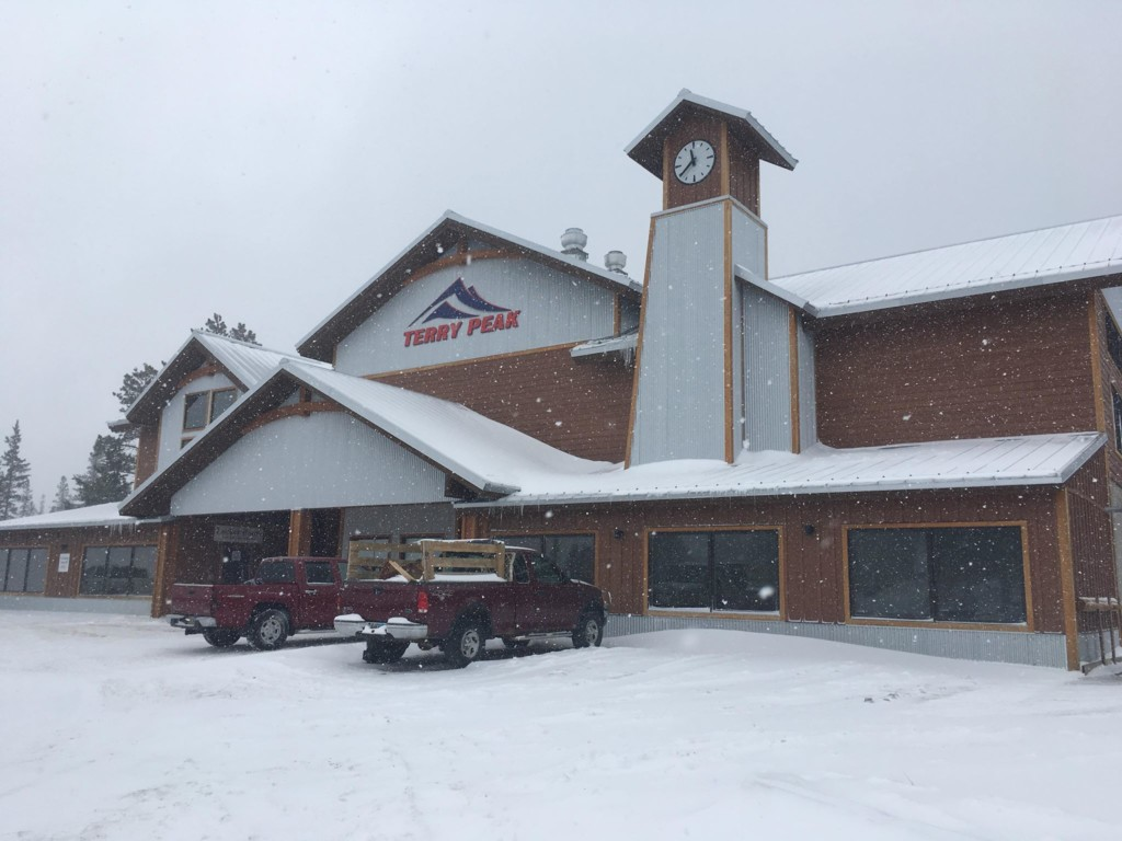Crews are gearing up at Terry Peak by beginning to hire more people for the upcoming season. Photo date: Nov. 11, 2018