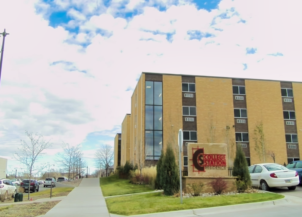 The proposed location for the Rapid City Collective Impact OneHeart campus on Kansas City Street in Rapid City. Photo Date: Dec. 20, 2018.