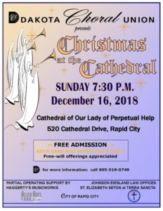 Christmas at the Cathedral @ Cathedral of Our Lady of Perpetual Help | Rapid City | South Dakota | United States