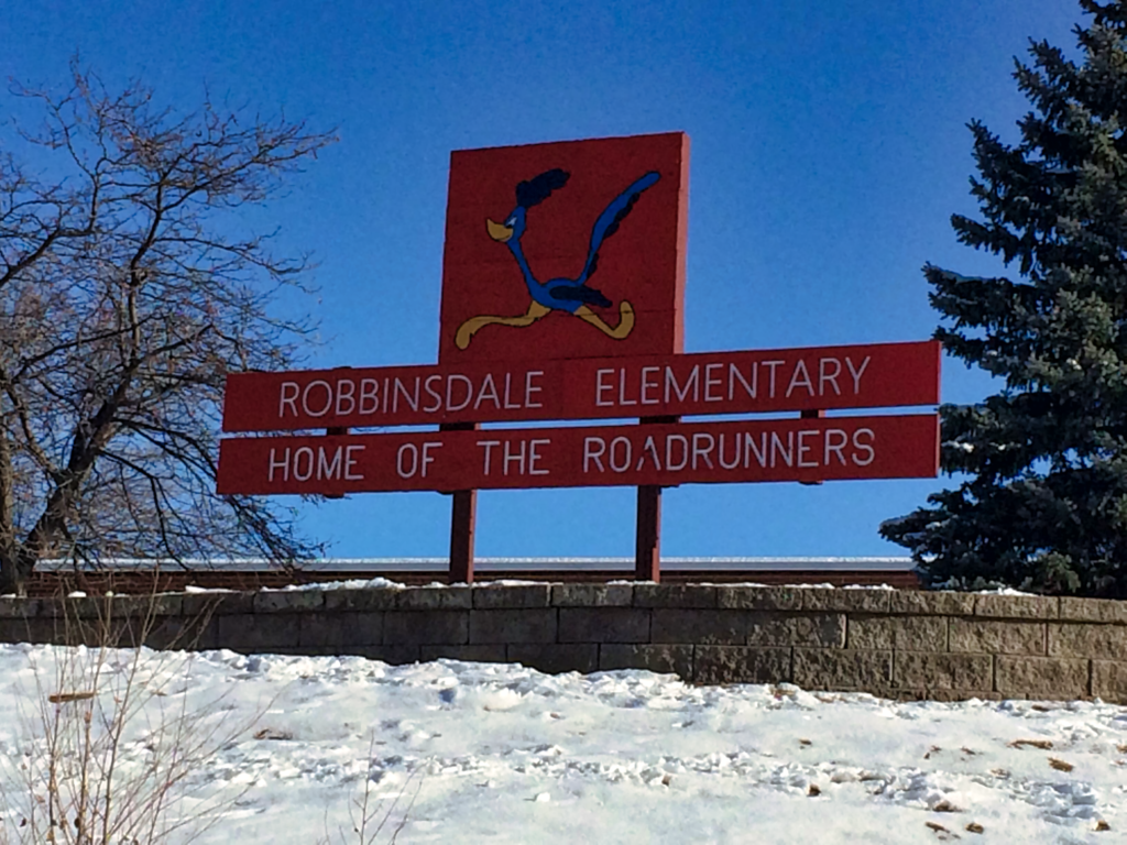 Robbinsdale Elementary School in Rapid City, S.D. on Dec. 7, 2018