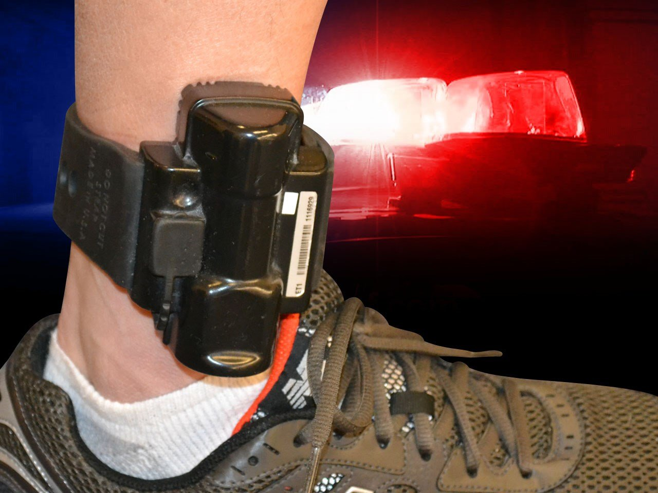 Ankle Monitor Assists In Locating Suspect In Stolen