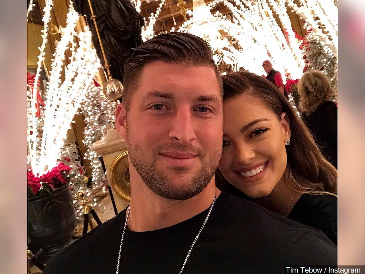 Tim Tebow Announces Engagement To Former Miss Universe