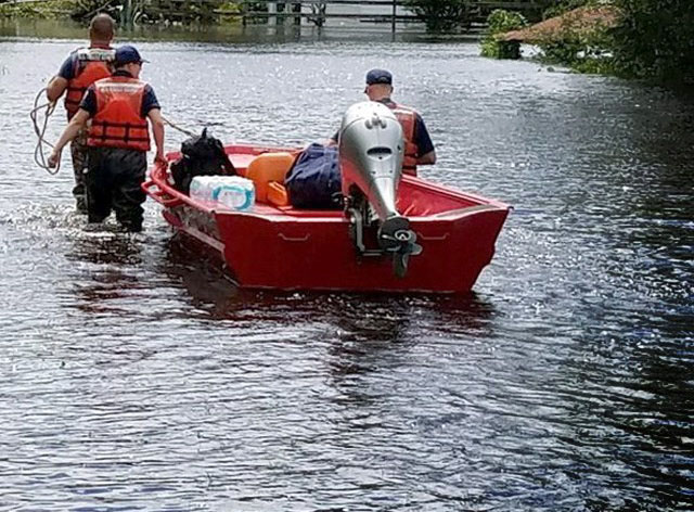 flood river rescue