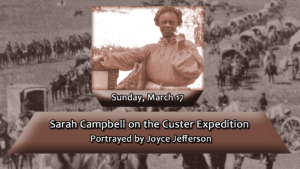 "Learning Forum - ""Sarah Campbell"" @ The Journey Museum and Learning Center 