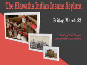 The Hiawatha Indian Insane Asylum @ The Journey Museum and Learning Center | Rapid City | South Dakota | United States