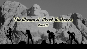 "Turtle Soup - ""The Women of Mount Rushmore"" @ The Journey Museum and Learning Center 