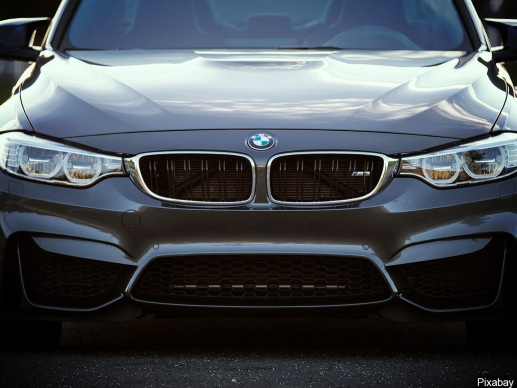 Picture of generic BMW as part of recall