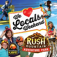 Rush Mountain Adventure Park -  We Love Locals Weekend @ Rush Mountain Adventure Park, Home of Rushmore Cave | Keystone | South Dakota | United States