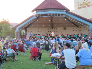 Concert in the Park @ Memorial Park Bandshell | Rapid City | South Dakota | United States