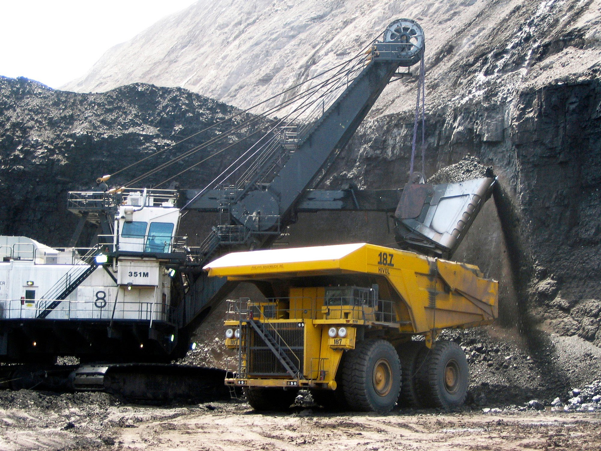 Miners worried about pay during Blackjewel coal bankruptcy