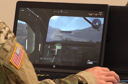 Golden Coyote: Virtual Battle Space training exercise - KNBN NewsCenter1