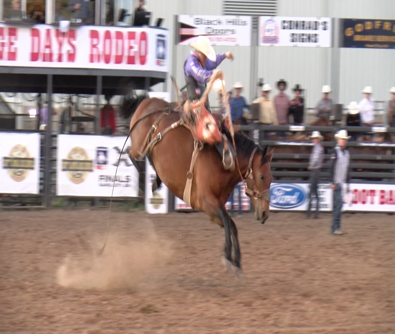 Sundell Cress Crowned Co Champions At Xtreme Broncs