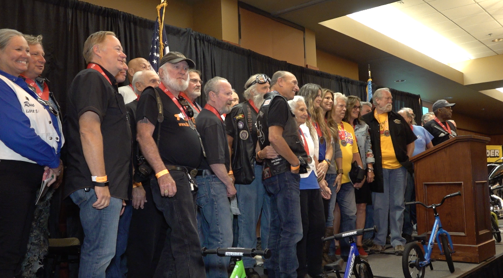 Sturgis Motorcycle Museum and Hall of Fame Ceremony
