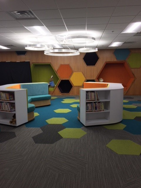 Sturgis Library Renovation