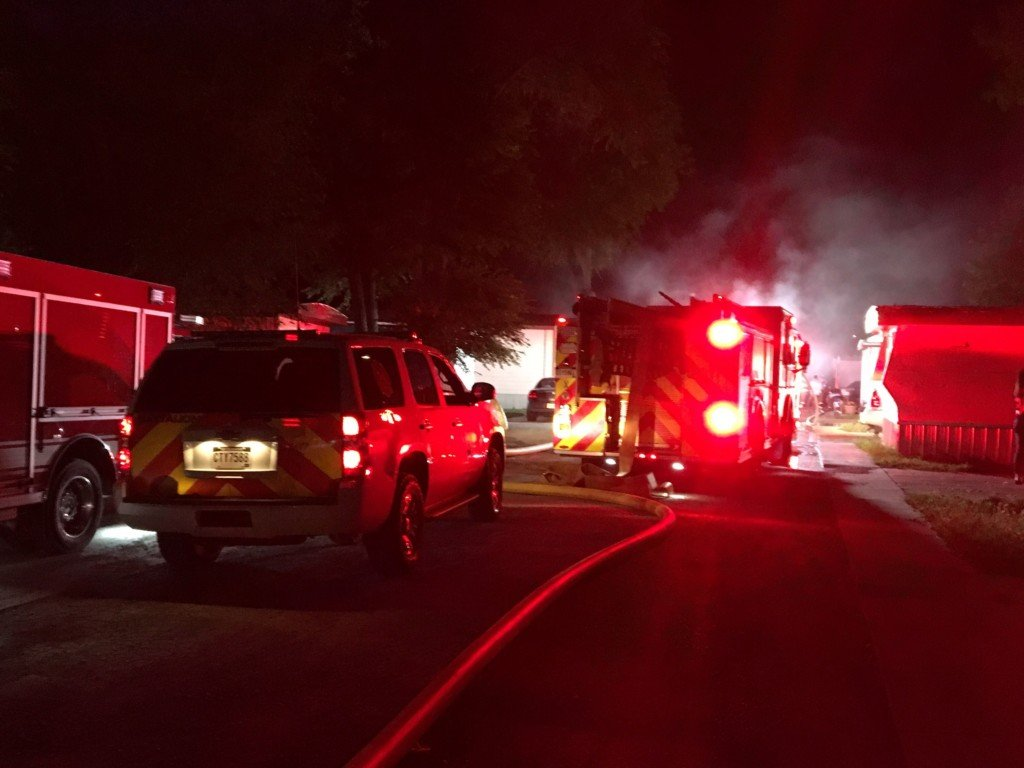 Super Rcfd Responding To Mobile Home Fire Knbn Newscenter1 Download Free Architecture Designs Scobabritishbridgeorg