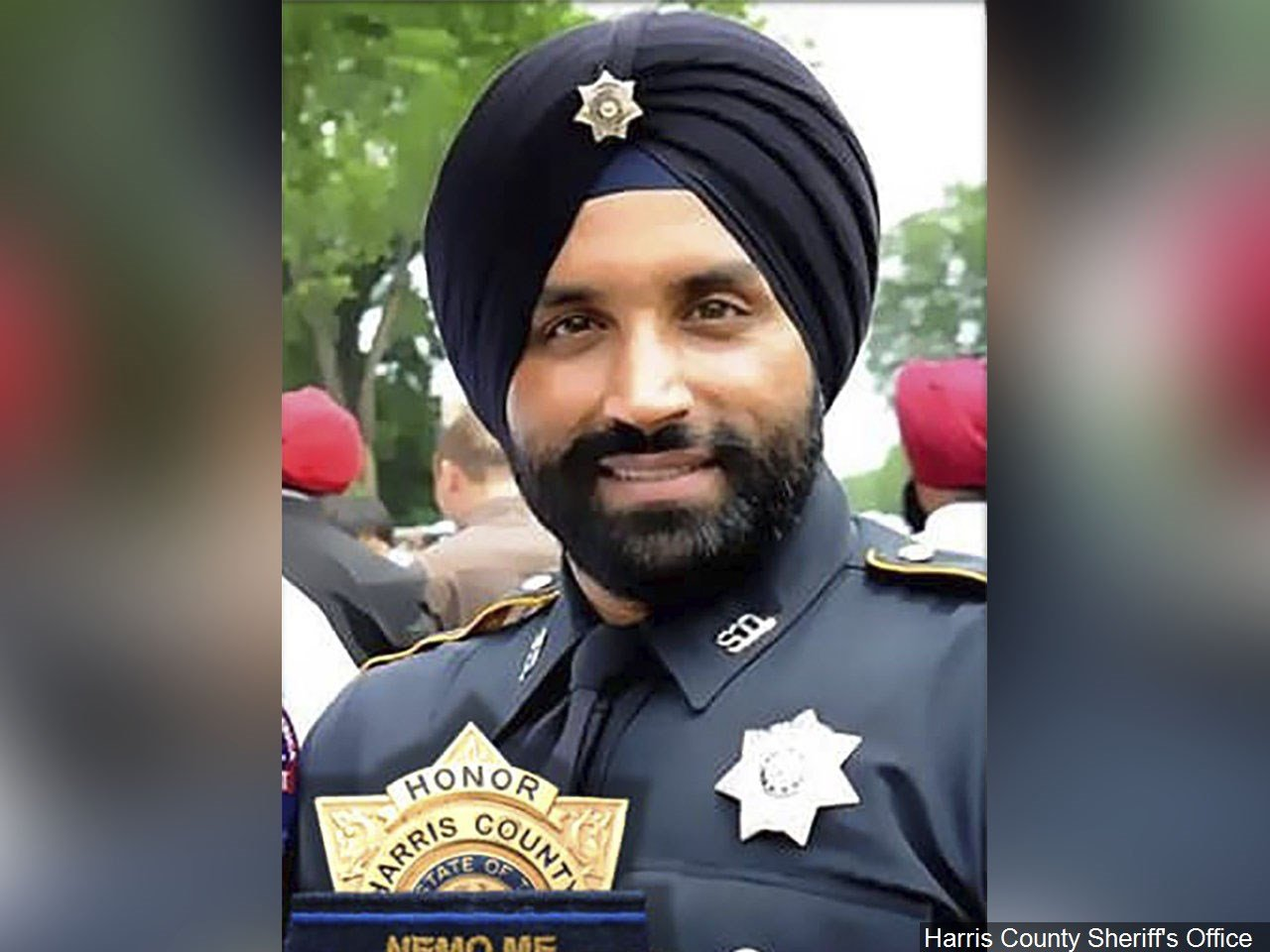 'Trailblazing' Sikh officer gunned down in Texas traffic stop