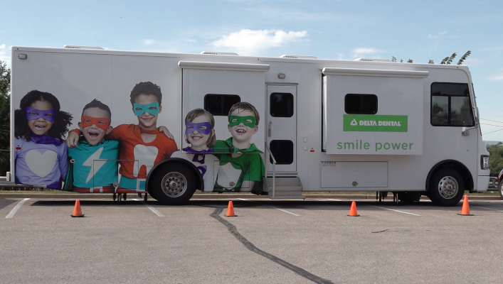Delta Dental Mobile Clinic