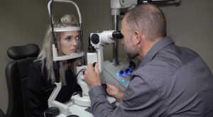 Bill Holec, Optometrist