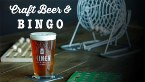 Craft Beer & Bingo @ Miner Brewing Company | Gardendale | Texas | United States