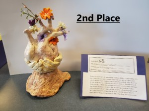 "Hanna Landguth/ 2nd Place ""Mother Nature's Heart"""