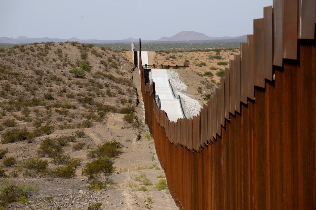 U.S. appeals court stays judge's ruling blocking military funds for border wall - KNBN NewsCenter1