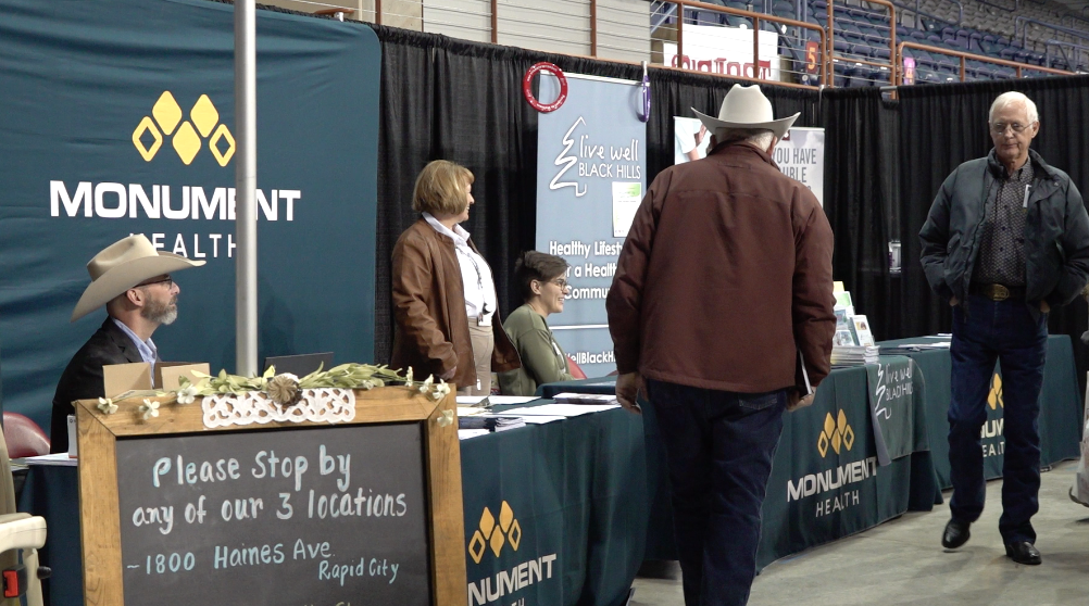 Monument Health Booths