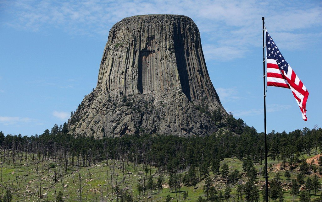 Devils Tower Pixabay