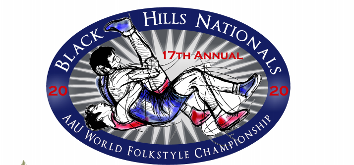 2020 Black Hills Nationals Logo