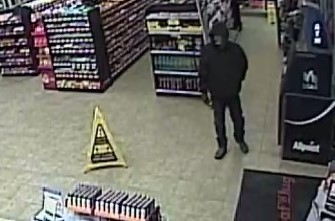 Robbery Suspect Picture 1