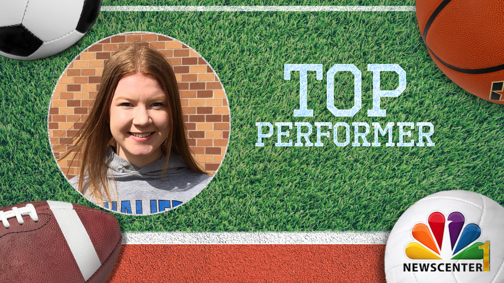 Top Performer Haleigh Timmer