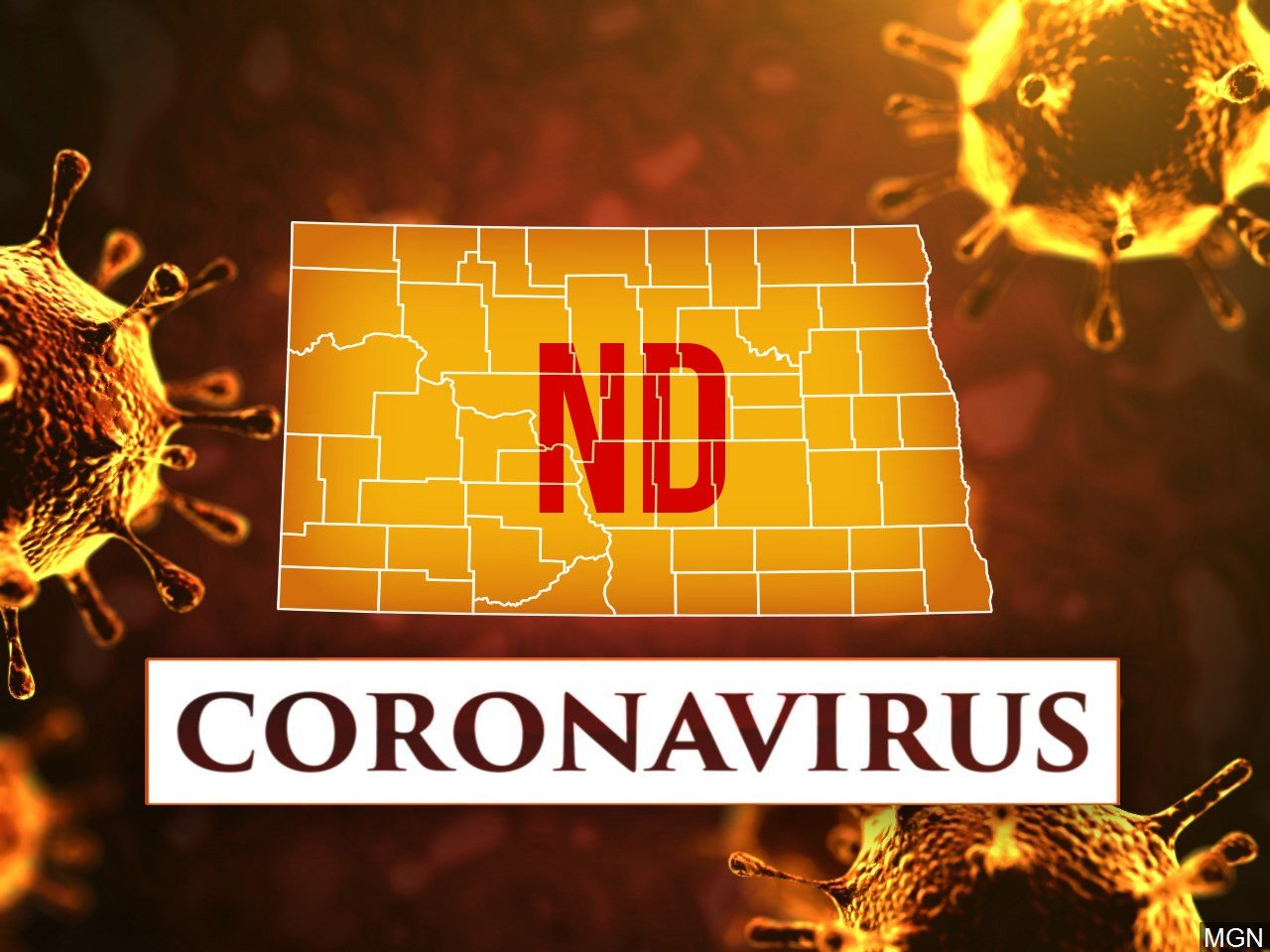 North Dakota governor terminates COVID-related executive orders as case numbers trend downward