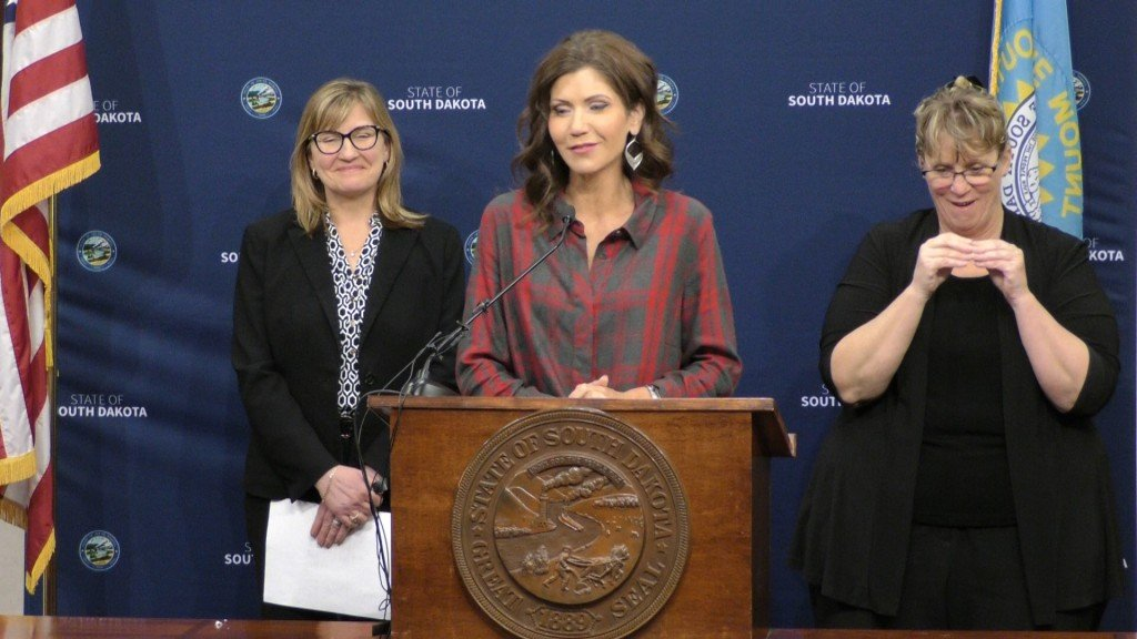 Noem Thursday presser