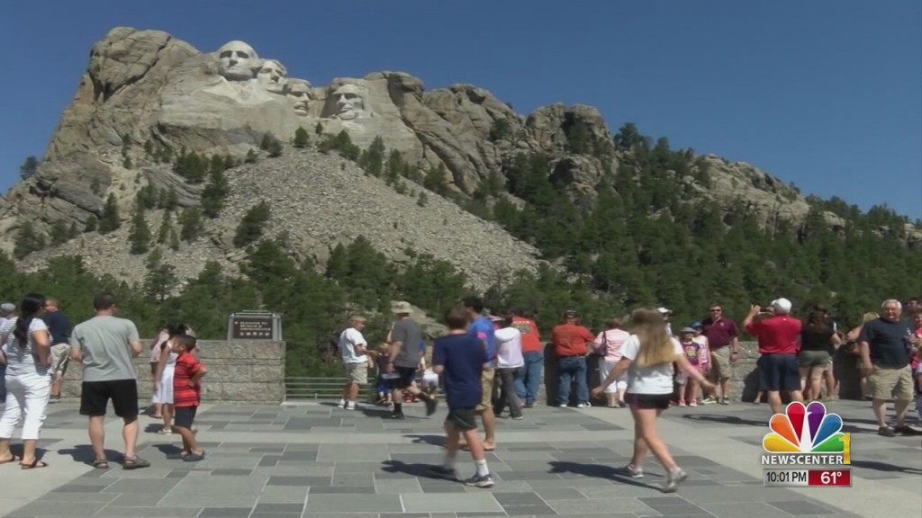 Mount Rushmore Reopen