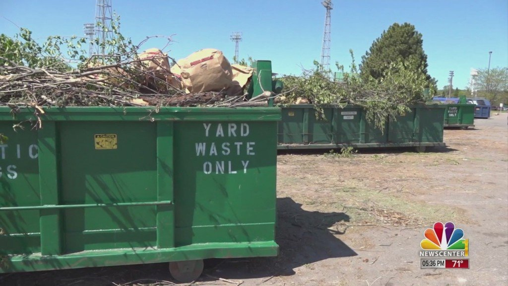 Yard Waste Sites