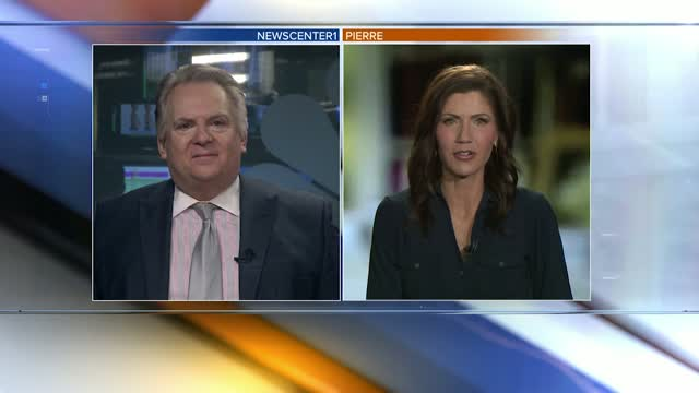 Noem Interview Extended